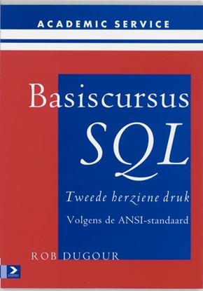 Afbeeldingen van Basiscursus SQL