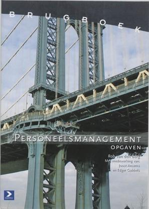 Afbeeldingen van Brugboek Personeelsmanagement Opgaven
