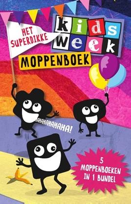 Afbeeldingen van Kidsweek Het superdikke Kidsweek moppenboek