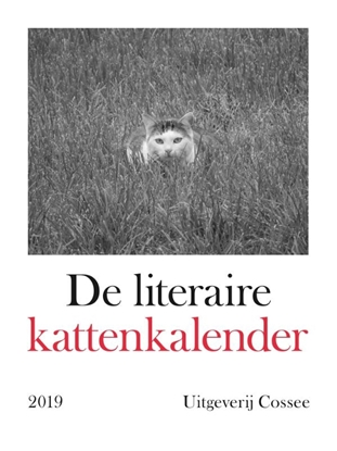 Afbeeldingen van De literaire kattenkalender
