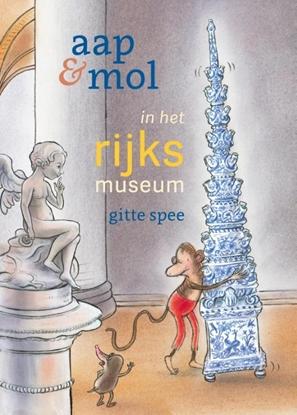 Afbeeldingen van Aap en Mol in het Rijksmuseum