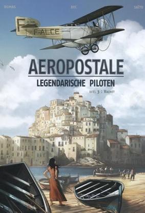 Afbeeldingen van Aeropostale Legendarische piloten Vachet