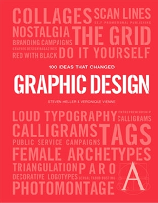 Afbeeldingen van 100 Ideas That Changed Graphic Design