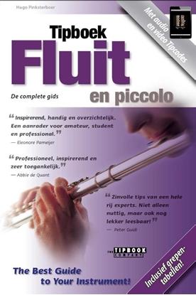 Afbeeldingen van Tipboek Tipboek fluit en piccolo