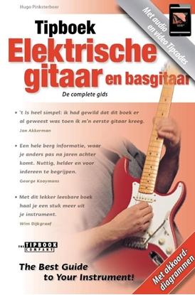 Afbeeldingen van Tipboek Tipboek Elektrische gitaar en basgitaar