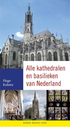 Afbeeldingen van Alle kathedralen en basilieken van Nederland