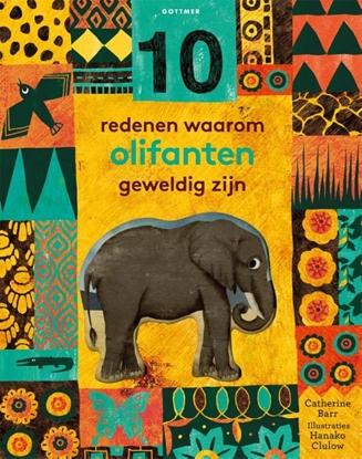 Afbeeldingen van 10 redenen waarom olifanten geweldig zijn