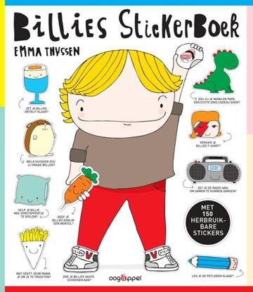 Afbeeldingen van Billie's stickerboek