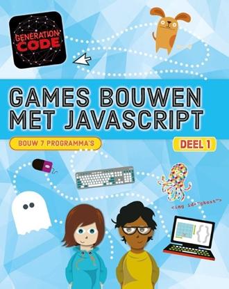 Afbeeldingen van Generation code Games bouwen met Javascript 1
