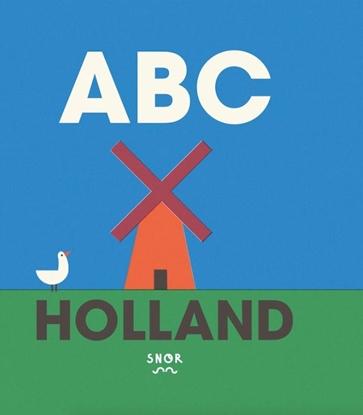 Afbeeldingen van ABC boek Holland