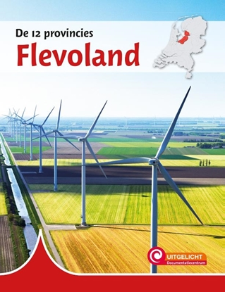 Afbeeldingen van De 12 provincies Flevoland