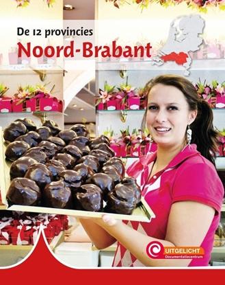 Afbeeldingen van De 12 provincies Noord-Brabant