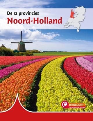 Afbeeldingen van De 12 provincies Noord-Holland