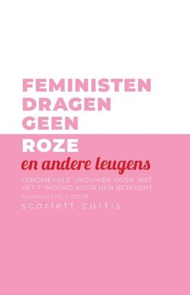 Afbeeldingen van Feministen dragen geen roze en andere leugens