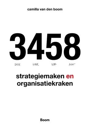 Afbeeldingen van 3458 Strategiemaken en organisatiekraken