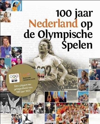 Afbeeldingen van 100 jaar Nederland op de olympische spelen