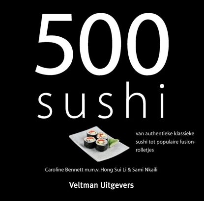 Afbeeldingen van 500 sushi