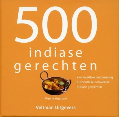 Afbeeldingen van 500 indiase gerechten