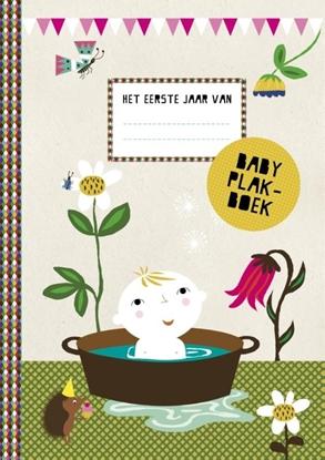 Afbeeldingen van Babyplakboek