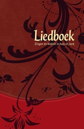 Afbeeldingen van Liedboek - rood kunstleer