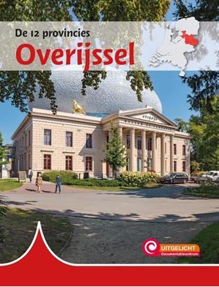 Afbeeldingen van De 12 provincies Overijssel