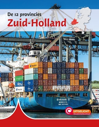 Afbeeldingen van De 12 provincies Zuid-Holland