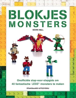 Afbeeldingen van Blokjes monsters