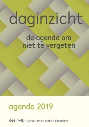 Afbeeldingen van Daginzicht Agenda 2019