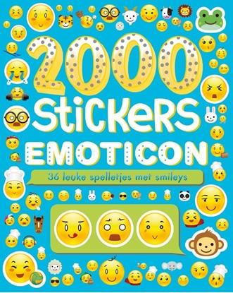 Afbeeldingen van 2000 Stickers emoticon