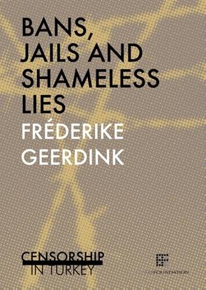 Afbeeldingen van Bans, jails and shameless lies