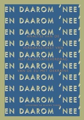 Afbeeldingen van 20 x Daarom 'NEE!'(isbn 978-94-92161-13-0) in 1 pakket