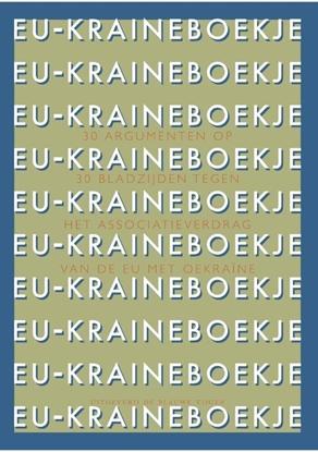 Afbeeldingen van 20 stuks EU-kraineboekje (978-94-92161-12-3) in 1 pakket