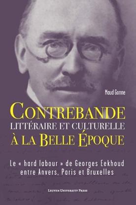 Afbeeldingen van Contrebande littéraire et culturelle à la Belle Époque