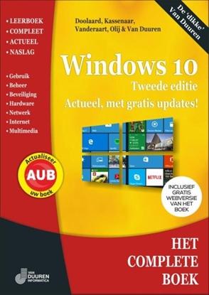 Afbeeldingen van Het complete boek Het Complete boek Windows 10 2e editie