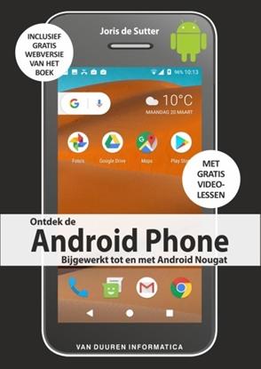 Afbeeldingen van Ontdek De Android Phone