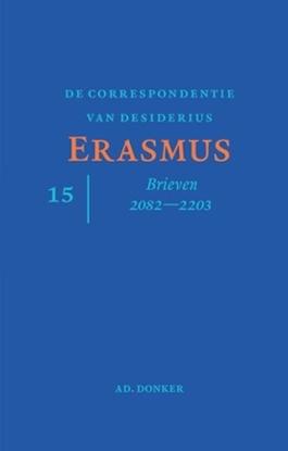 Afbeeldingen van De correspondentie van Desiderius Erasmus deel 15