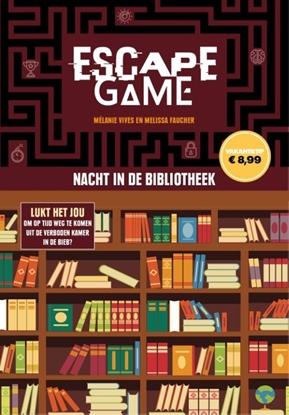 Afbeeldingen van Escape game Nacht in de bibliotheek