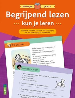 Afbeeldingen van Begrijpend lezen kun je leren 3de leerjaar groep 5 (oranje)