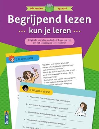 Afbeeldingen van Begrijpend lezen kun je leren 4de leerjaar groep 6 (paars)