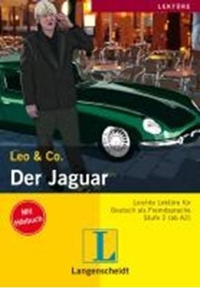 Afbeeldingen van Der Jaguar + CD - A2