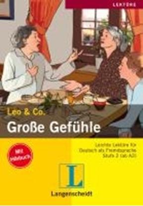 Afbeeldingen van Große Gefühle + CD - A2