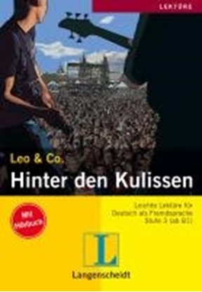 Afbeeldingen van Hinter d.Kulissen + CD - A2-B1