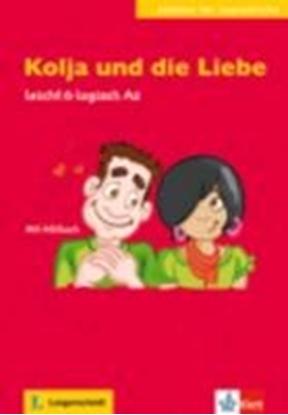 Afbeeldingen van Kolja und die Liebe + CD - A2