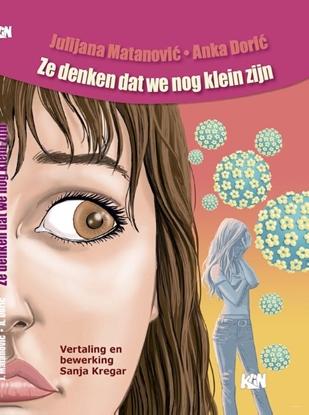 Afbeeldingen van Kroatische literatuur in Nederland Ze denken dat we nog klein zijn