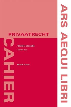 Afbeeldingen van Ars Aequi Cahiers - Privaatrecht Civiele cassatie