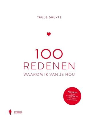 Afbeeldingen van 100 redenen waarom ik van je hou