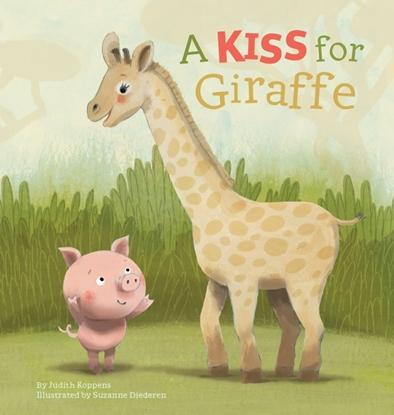 Afbeeldingen van A Kiss for Giraffe