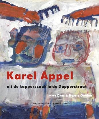 Afbeeldingen van Karel Appel