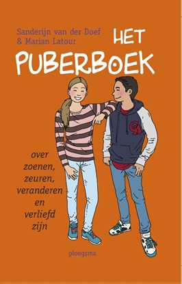 Afbeeldingen van Het puberboek
