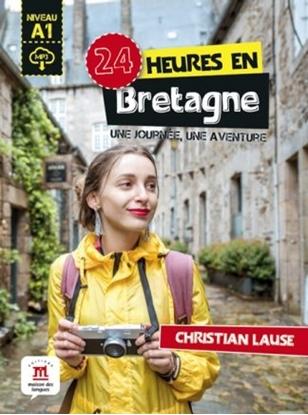 Afbeeldingen van 24 heures en Bretagne + MP3 - A1
